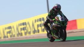 Alex Lowes, Kawasaki Racing Team WorldSBK, Teruel FP1