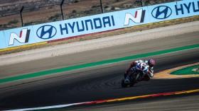 Tom Sykes, BMW Motorrad WorldSBK Team, Teruel FP2