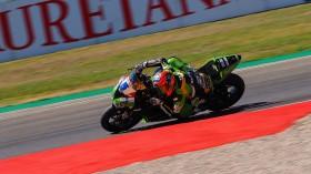 Philipp Oettl, Kawasaki Puccetti Racing, Teruel FP2