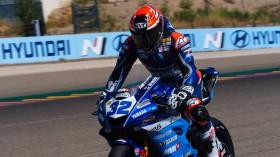 Isaac Viñales, Kallio Racing, Teruel FP2