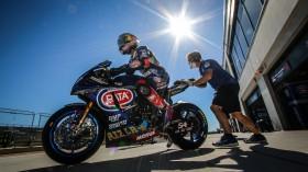 Toprak Razgatlioglu, Pata Yamaha WorldSBK Official Team, Teruel Tissot Superpole