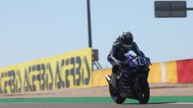 Jules Cluzel, GMT94 Yamaha, Teruel Tissot Superpole