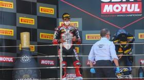 Raffaele De Rosa, MV Agusta Reparto Corse, Teruel RACE 1
