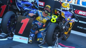 Andrea Locatelli, BARDAHL Evan Bros. WorldSSP Team, Teruel RACE 1