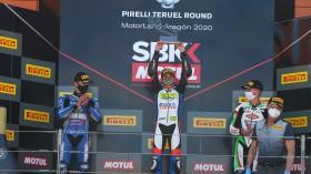 Victor Rodriguez Nuñez, 2R Racing, Teruel RACE 1