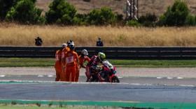 Alvaro Bautista, Team HRC, Teruel RACE 1