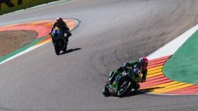 Lucas Mahias, Kawasaki Puccetti Racing, Teruel RACE 1