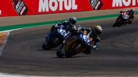 Andrea Locatelli, BARDAHL Evan Bros. WorldSSP Team, Jules Cluzel, GMT94 Yamaha, Teruel RACE 1