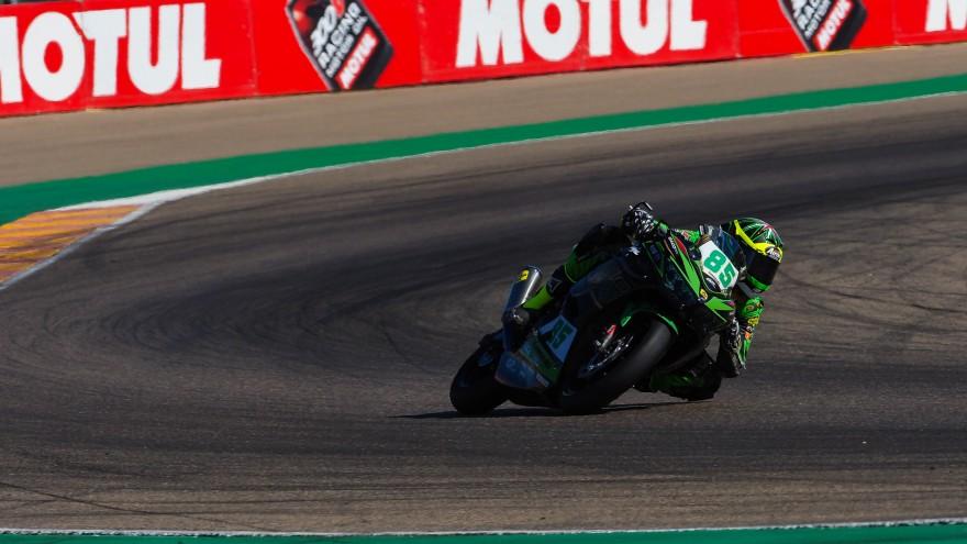 Kevin Sabatucci, Kawasaki GP Project, Teruel RACE 1