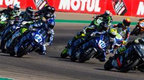 Unai Orradre, Ton Kawakami, Yamaha MS Racing, Teruel RACE 1