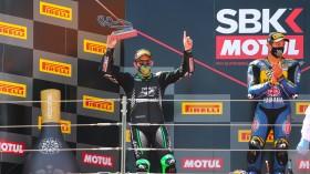 Lucas Mahias, Kawasaki Puccetti Racing, Teruel RACE 2