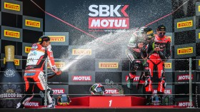 WorldSBK, Teruel RACE 2