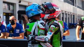 Jeffrey Buis, Scott Deroue, MTM Kawasaki MOTOPORT, Teruel RACE 2