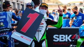 Jeffrey Buis, MTM Kawasaki MOTOPORT, Teruel RACE 2