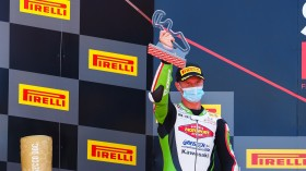 Scott Deroue, MTM Kawasaki MOTOPORT, Teruel RACE 2
