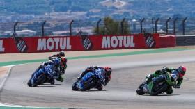 Lucas Mahias, Kawasaki Pucceti Racing, Teruel RACE 2