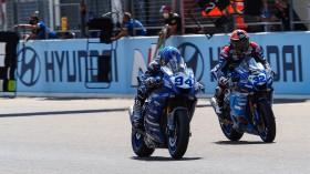 Isaac Vinales, Kallio Racing, Teruel RACE 2