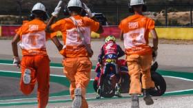 Alvaro Bautista, Team HRC, Teruel RACE 2