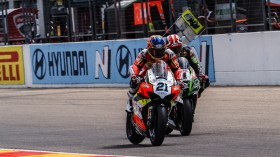 Michael Ruben Rinaldi, Team GOELEVEN, Jonathan Rea, Kawasaki Racing Team WorldSBK, Teruel RACE 2