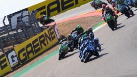 Bahattin Sofuoglu, Biblion Motoxracing Yamaha WorldSSP300, Teruel RACE 2