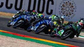 Unai Orradre, Ton Kawakami, Yamaha MS Racing, Teruel RACE 2