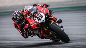 Scott Redding, Aruba.it Racing - Ducati, Catalunya FP1