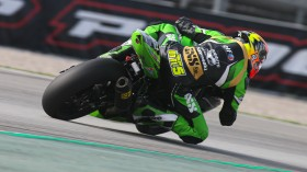 Phillipp Oettl, Kawasaki Pucetti Racing, Catalunya FP2