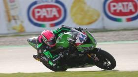 Lucas Mahias, Kawasaki Pucceti Racing, Catalunya FP2