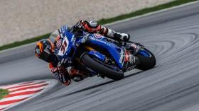 Garrett Gerloff, GRT Yamaha, Catalunya FP1