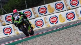 Lucas Mahias, Kawasaki Pucceti Racing, Catalunya FP1