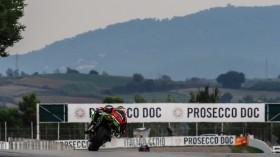 Xavi Fores, Kawasaki Puccetti Racing, Catalunya FP2