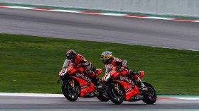 Scott Redding, Chaz Davies, Aruba.it Racing - Ducati, Catalunya FP2
