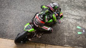 Alex Lowes, Kawasaki Racing Team WorldSBK, Catalunya Tissot Superpole