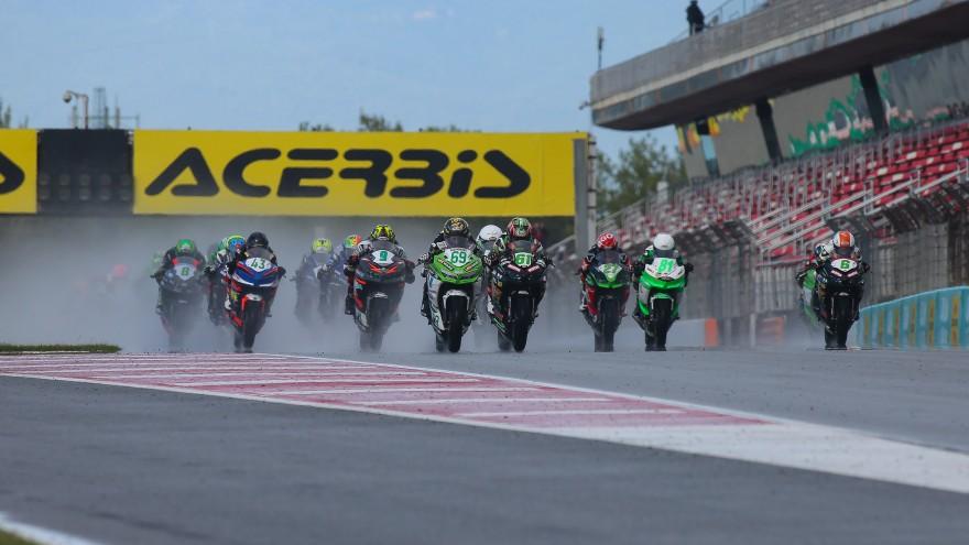 WorldSSP300, Catalunya RACE 1