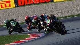 Koen Meuffels, MTM Kawasaki MOTOPORT, Catalunya RACE 1