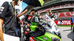 Xavi Fores, Kawasaki Puccetti Racing, Catalunya RACE 1