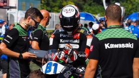 Manuel Gonzalez, Kawasaki ParkinGO Team, Catalunya RACE 1