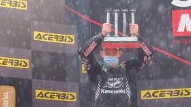 Lucas Mahias, Kawasaki Puccetti Racing, Catalunya RACE 1