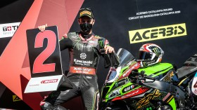 Jonathan Rea, Kawasaki Racing Team WorldSBK, Catalunya Tissot Superpole RACE