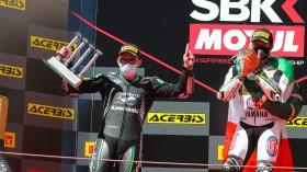 Lucas Mahias, Kawasaki Puccetti Racing, Catalunya RACE 2