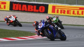 Garret Gerloff, GRT Yamaha WorldSBK Junior Team, Catalunya RACE 2