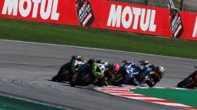 Lucas Mahias, Kawasaki Pucceti Racing, Catalunya RACE 2