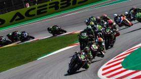 WorldSSP300 Catalunya RACE 2