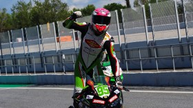 Scott Deroue, MTM Kawasaki MOTOPORT, Catalunya RACE 2