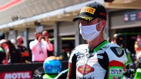 Jeffrey Buis, MTM Kawasaki MOTOPORT, Catalunya RACE 2