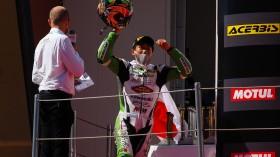 Yuta Okaya, MTM Kawasaki MOTOPORT, Catalunya RACE 2