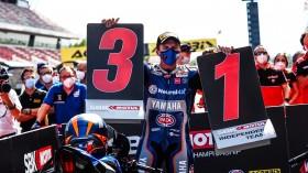 Garrett Gerloff, GRT Yamaha, Catalunya RACE 2