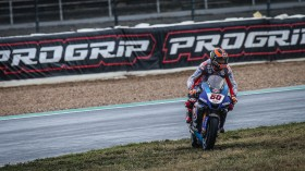 Michael van der Mark, Pata Yamaha WorldSBK Official Team, Magny-Cours FP2