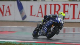 Kyle Smith, GMT94 Yamaha, Magny-Cours FP2