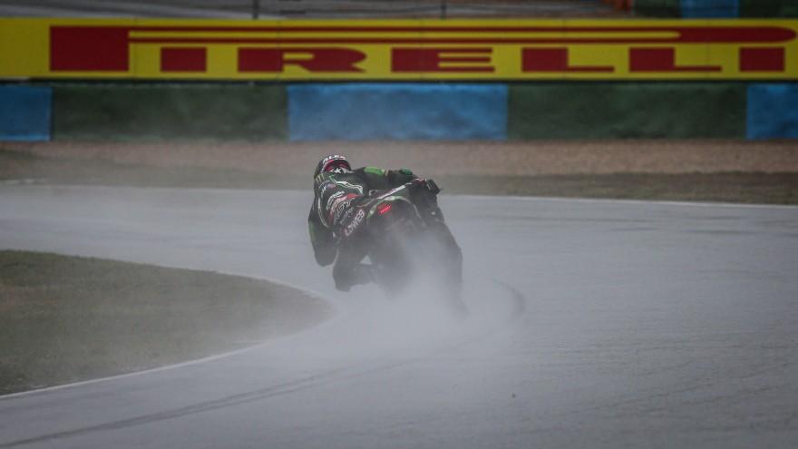 Alex Lowes, Kawasaki Racing Team WorldSBK, Magny-Cours FP2